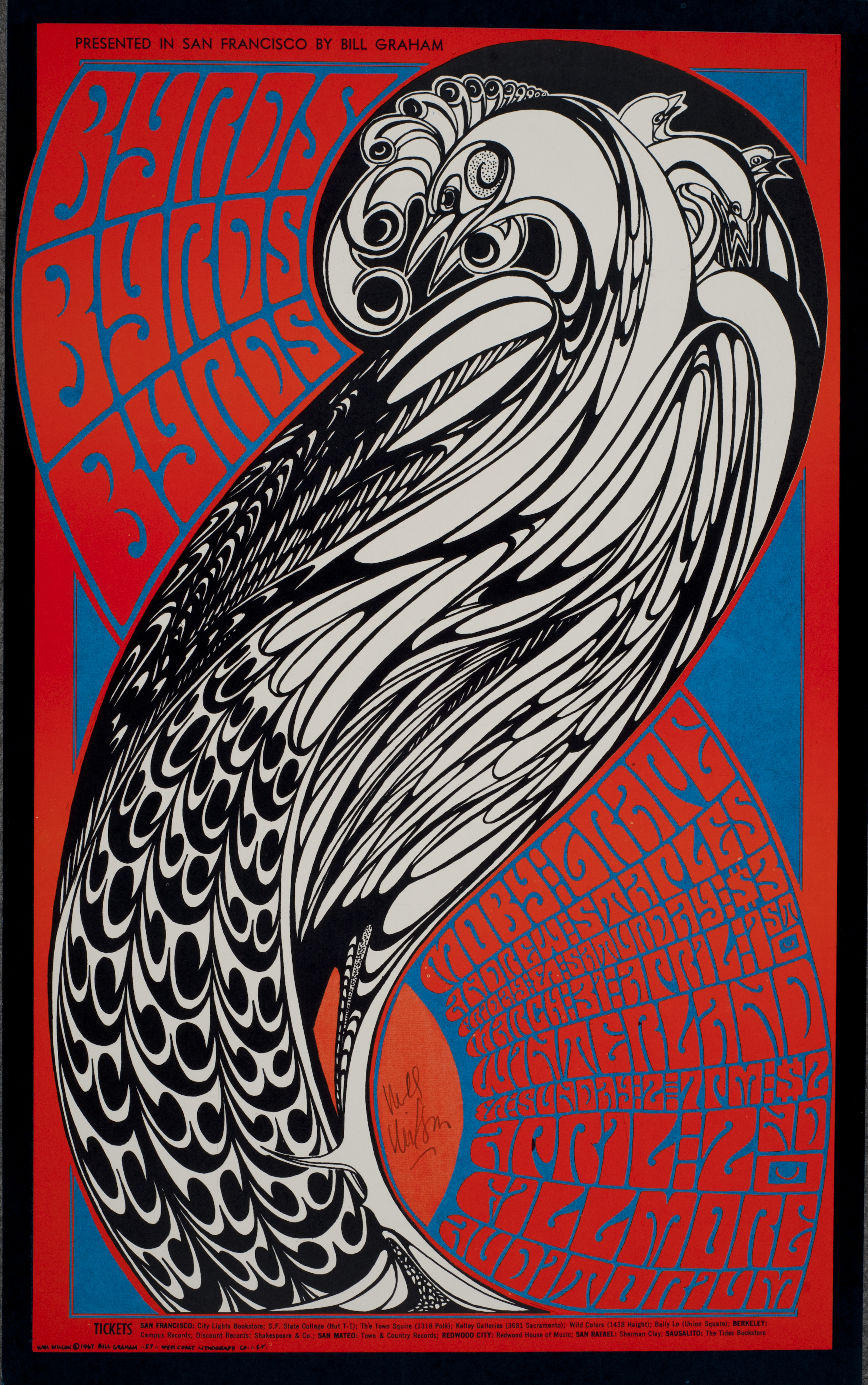 Led Zeppelin Fillmore West '69
